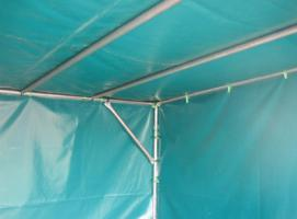 Foto 2 mobile Weidezelte im Pultdachsystem 4 oder 6m ab 950, - €
