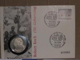 Foto 3 münzen im blister