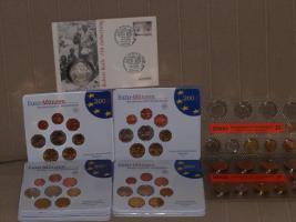Foto 4 münzen im blister