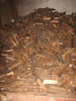 Foto 3 ofenfertiges trockenes Brennholz; 20-25cm Länge gemischt pro 65dm³