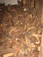 Foto 5 ofenfertiges trockenes Brennholz; 20-25cm Länge gemischt pro 65dm³