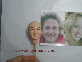 personalisierte Geschenke, Comicfigur vom Foto