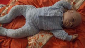 reborn baby ''NIKLAS''