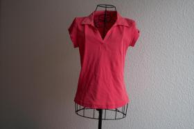 rotes T-Shirt von s.Oliver