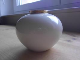 runde mini - Blumenvase