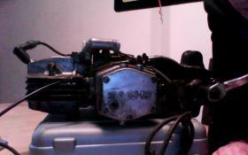 Foto 2 sachs motor