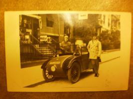 Foto 4 seltene ansichtskarten