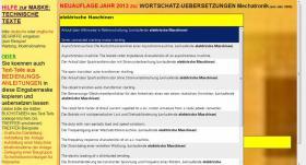 Foto 2 sentence translator: german-english Technical Texts