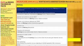 Foto 5 sentence translator: german-english Technical Texts
