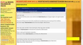 Foto 6 sentence translator: german-english Technical Texts