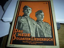 soldaten liederbuch
