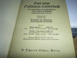 Foto 2 soldaten liederbuch
