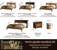 Foto 7 spels-möbel de Schlafzimmer Rossini Italienische Klassische Stilmöbel