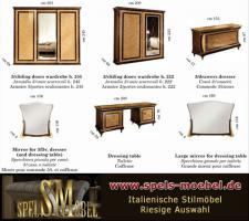 Foto 8 spels-möbel de Schlafzimmer Rossini Italienische Klassische Stilmöbel