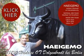 Foto 4 stell dir doch mal die Frage warum solltest Du neHolstein Friesian Deko Kuh lebensgroß kaufen …