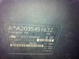 steuergeret esp A2035451632