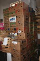 Foto 2 super stabile stapelbare Umzugskartons; Bananenkartons, Bananenkisten