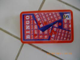 tischspiel Bingo