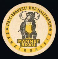 Foto 4 über 1100 verschiedene DDR Bierdeckel und über 60 Vorkriegsdeckel