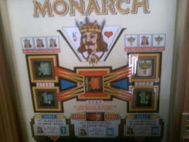 uralter Geldspielautomat ca 40 Jahre alt von ROTOMAT
