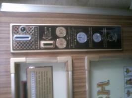 Foto 3 uralter Geldspielautomat ca 40 Jahre alt von ROTOMAT