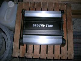 verstärker von ground zero GZTA 2.150MK