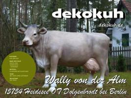 Foto 2 wann kaufst Du ne Deko Kuh lebensgroß für Deinen Garten ...?
