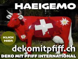warum kaufen schweizer kunden gern zb. deko kuh lebensgroß …?