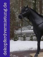 Foto 2 warum nicht mal mieten deko kuh oder deko Pferd für Events ...