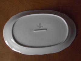 Foto 3 weiße Servierplatte von Winterling