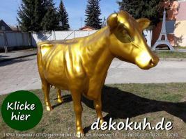 Foto 4 weist was kauf dir nal ne deko kuh lebensgroß