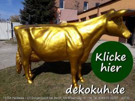 Foto 5 weist was kauf dir nal ne deko kuh lebensgroß