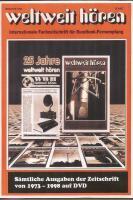 weltweit hören - - - Internationale Fachzeitschrift für Rundfunk-Fernempfang