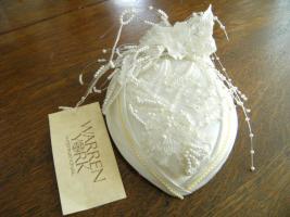 Foto 4 wunderschöner weißer Kopfschmuck Hochzeit