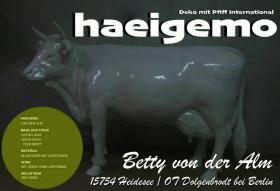 Foto 4 www.dekokuh.de ... wie du willste ne deko kuh kaufen ...