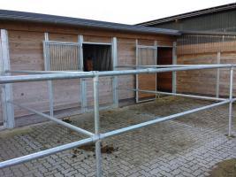 Foto 6 zerlegbare mobile Weidehütten erweiterbares Baukastensystem