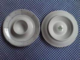 zwei eierbecher-mitterteich-bavaria abzugeben